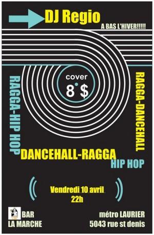 A Bas L'Hiver,Vive le Dance Hall !