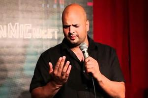 Ali Hassan - April 23, 24, 25 at The Comedy Nest