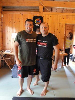 Arts martiaux Patenaude Brossard