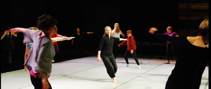Atelier d'initiation à la danse contemporaine pour les femmes