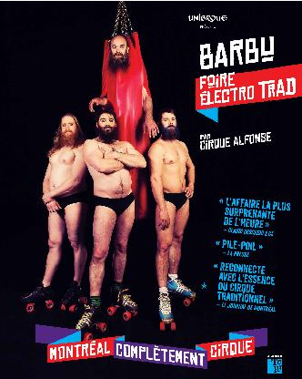 BARBU FOIRE ELECTRO TRAD