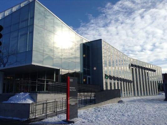 Bibliotheque Marc-Favreau