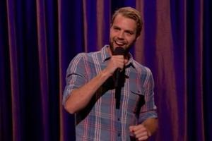 Brooks Wheelan - April 30, May 1, 2 at The Comedy Nest