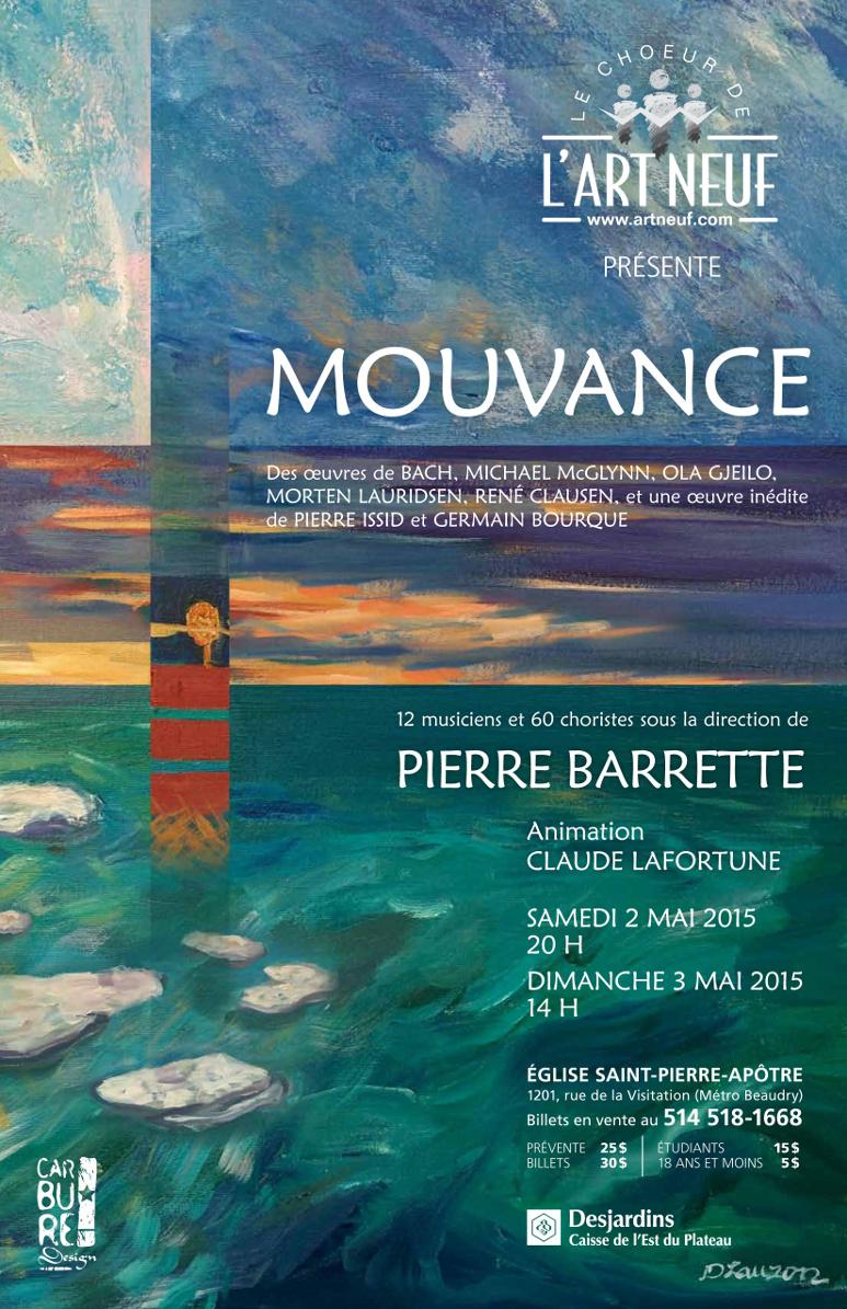 Concert 'Mouvance'