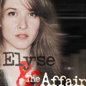 Elyse and The Affair at Bar Spectacle L'escogriffe (April 30, 2015)