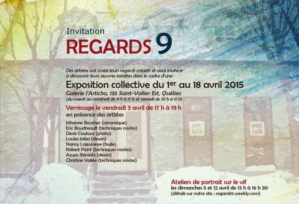 Exposition collective REGARDS 9