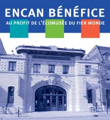Art exhibition of the 14th auction for the benefit of the Ecomusée