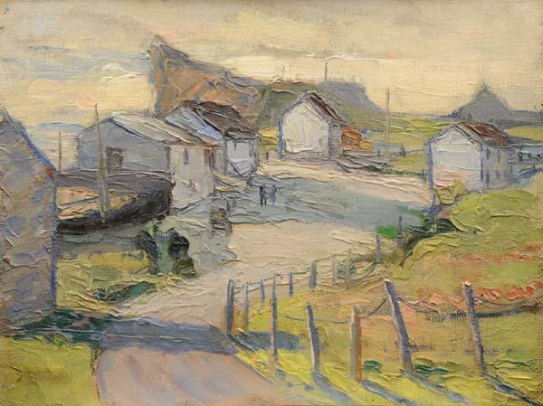 Exposition en ligne : 'Coup d'oeil sur l'impressionnisme et le post-impressionnisme canadien'