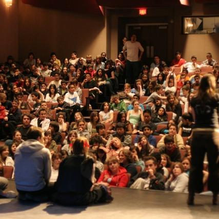 Festival de la Rencontre Théâtre Ados