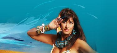 Initiation au baladi avec la danseuse étoile Samia Baladi!