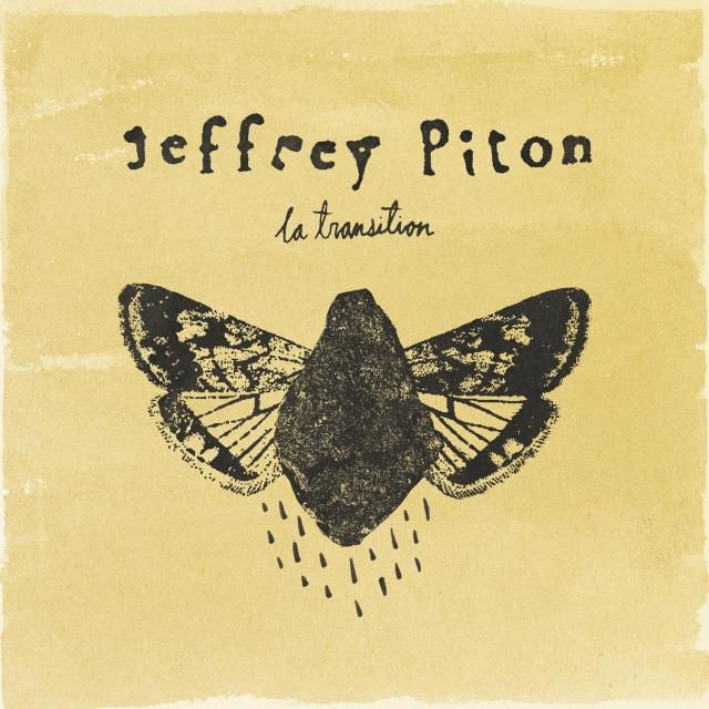 Jeffrey Piton - Lancement d'album
