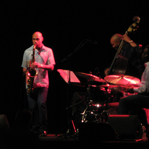 Joshua Redman et Kneebody avec The Bad Plus