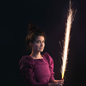 Klô Pelgag at Le Moulinet (May 1, 2015)