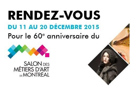 Le salon des m tiers d 39 art de montr al gratuit page for Salon metier d art montreal