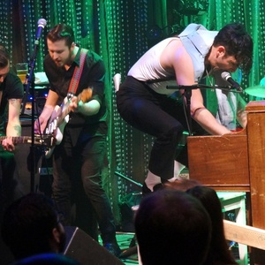 Low Cut Connie at Petite Campus (May 26, 2015)