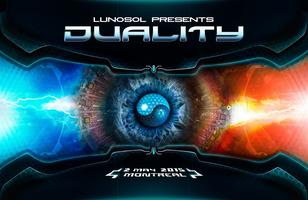 ☯ LUNOSOL presents: DUALITY ☯ with INVISIBLE REALITY ☯