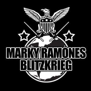 Marky Ramones Blitzkrieg, Marky Ramone et Andrew W.K.