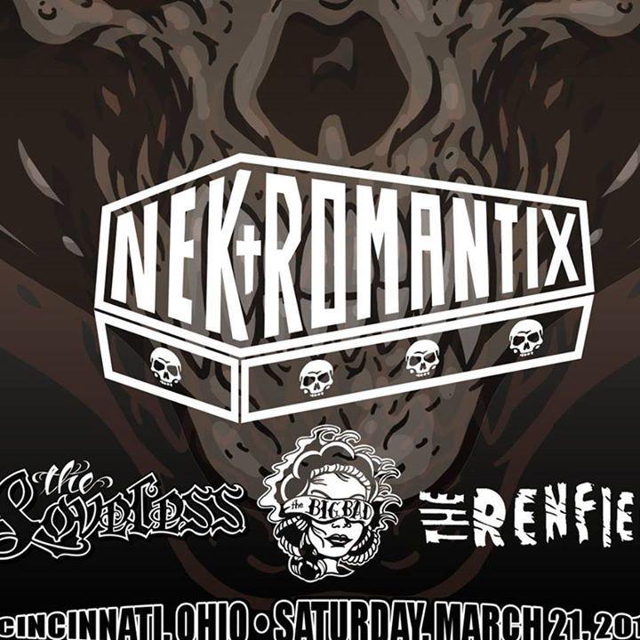 Nekromantix + Reverend Horton Heat