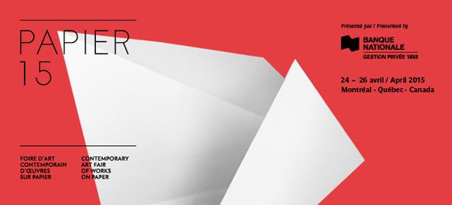 Papier15 - Foire d'art contemporain