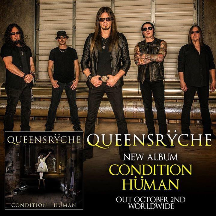 Queensrÿche + Scorpions + Scorpions & Queensrÿche