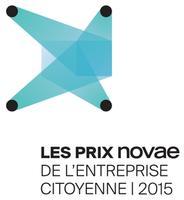 Remise des Prix Novae de l'Entreprise citoyenne 2015