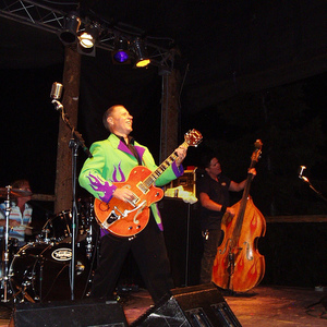 Reverend Horton Heat with Nekromantix at Foufounes Électriques (June 3, 2015)