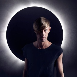 Richie Hawtin, Marc Houle, Ean Golden, and Mateo Murphy at New City Gas (April 18, 2015)