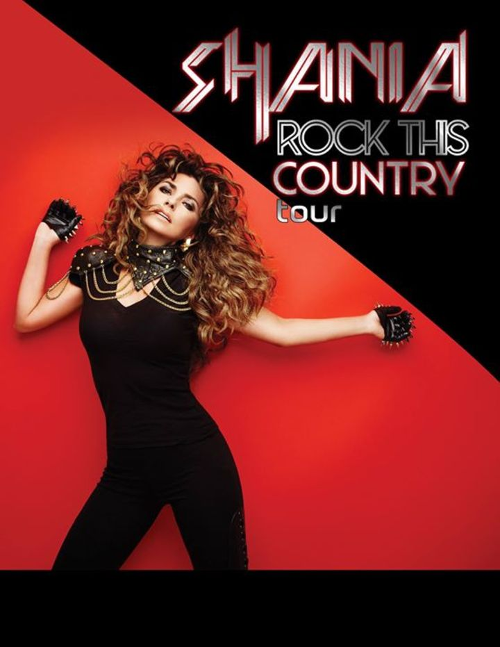 Shania Twain + Shania Twain Platinum Seating