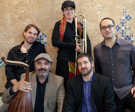 Shtreiml & Ismail Fenicoglu: Jewish Roots & Turkish Blues