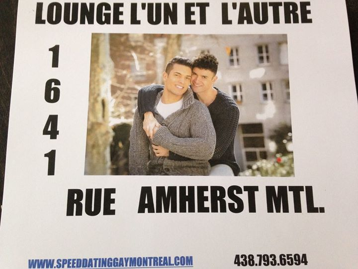 Speed Dating Montreal Gay