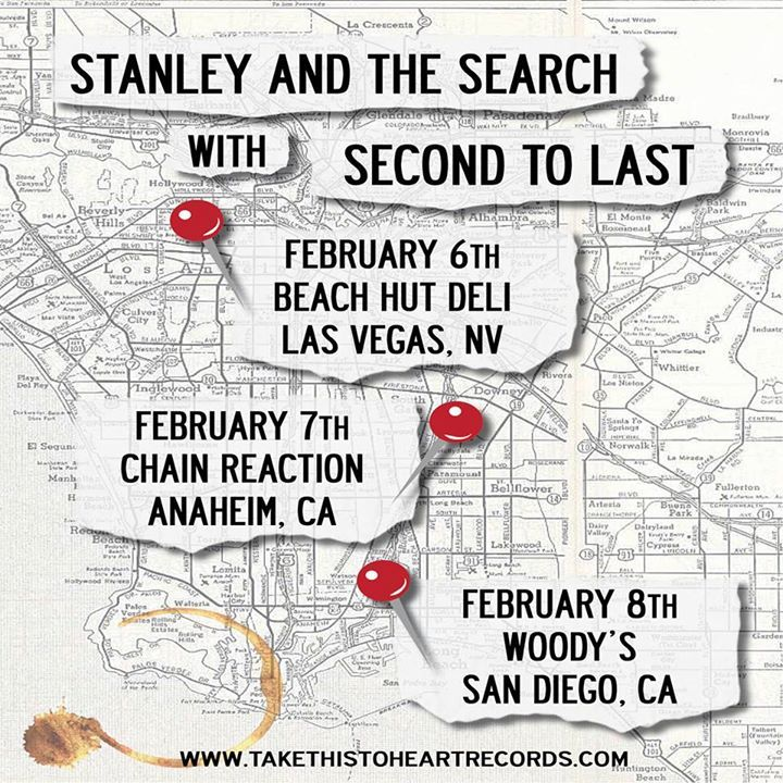 Stanley and the Search