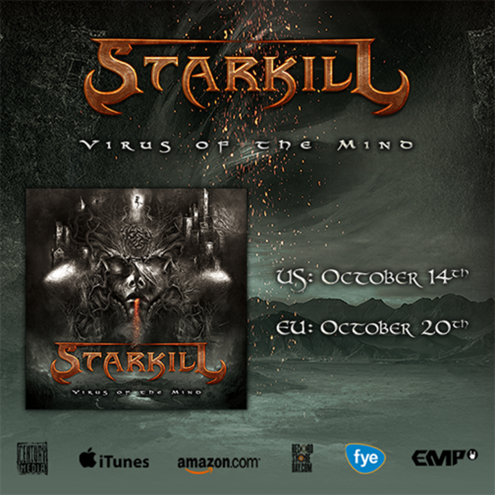 Starkill + Sepultura + Destruction