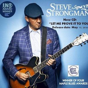Steve Strongman at Centre Communautaire Elgar (April 17, 2015)