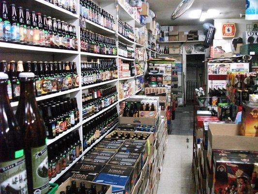 Supermarché Rahman Le Paradis de la Bière