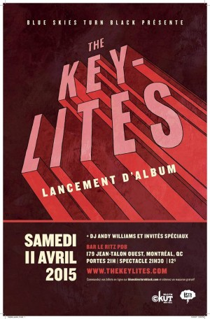 The Key-Lites I Lancement