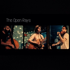 The Open Rays at Shaika Cafe (April 18, 2015)