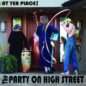 The Party on High Street at BarPub St Denis (May 18, 2015)