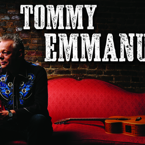 Tommy Emmanuel at Salle Pierre-Mercure (May 25, 2015)