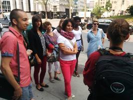 Tours Guidés Histoire Jazz Montréal - Montreal Jazz History Walking Tours