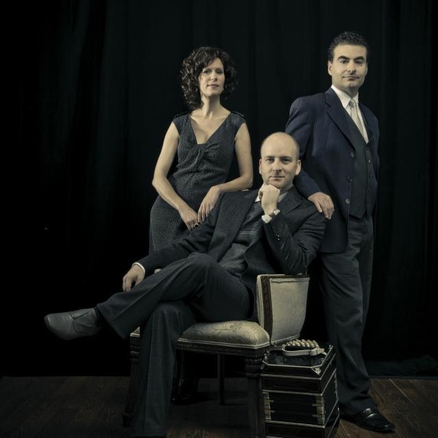 Trio Bataclan / Soirée au Moulin Rouge