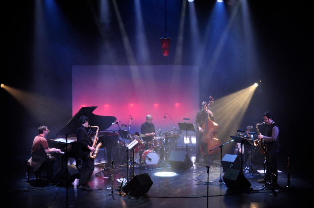 Tromper Eustache avec Pierre Labbé sextet