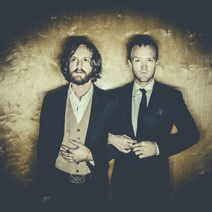 Two Gallants with Blank Range at Casa Del Popolo (April 28, 2015)