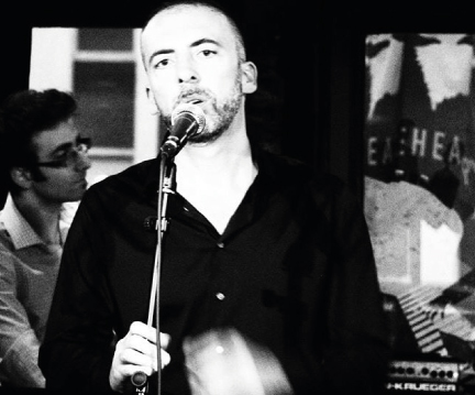 Mercredi vocal: Fuat Tuac Quartet