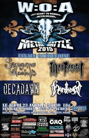 Wacken Metal Battle 2015