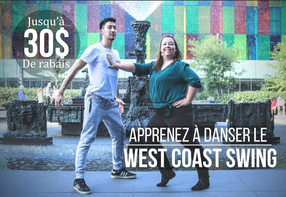 New Dance class - WEST COAST SWING