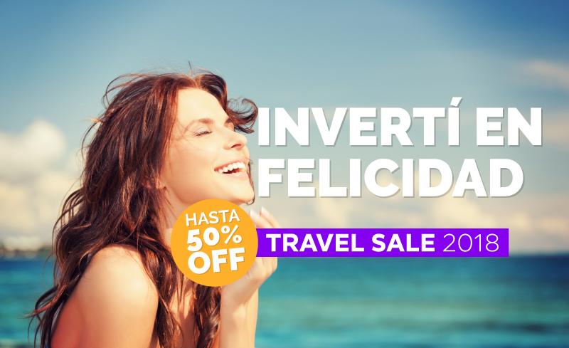 Travel Sale POWER!