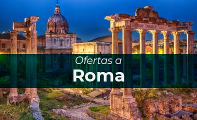 Ofertas a Roma