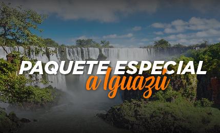 Paquete a Iguazú desde $7.643