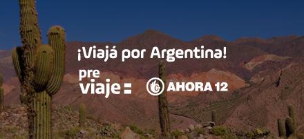 ¡Viajá por Argentina!