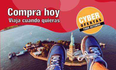 Fecha Flexibles - Cyber Ofertas